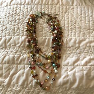 Lia Sophia layers necklace